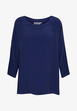 DANUTA - Blouse - medieval blue