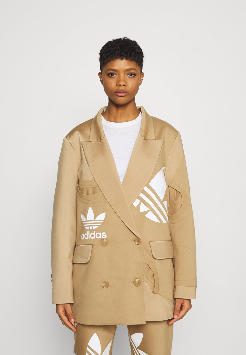 adidas Originals - Short coat - cardboard