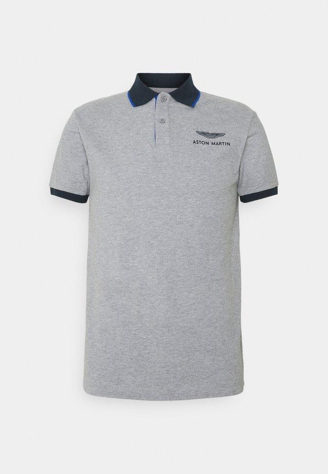 FASHION - Poloshirt - grey marl