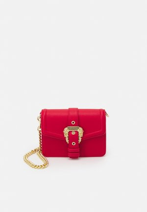 COUTURE DISCOBAG - Across body bag - rosso