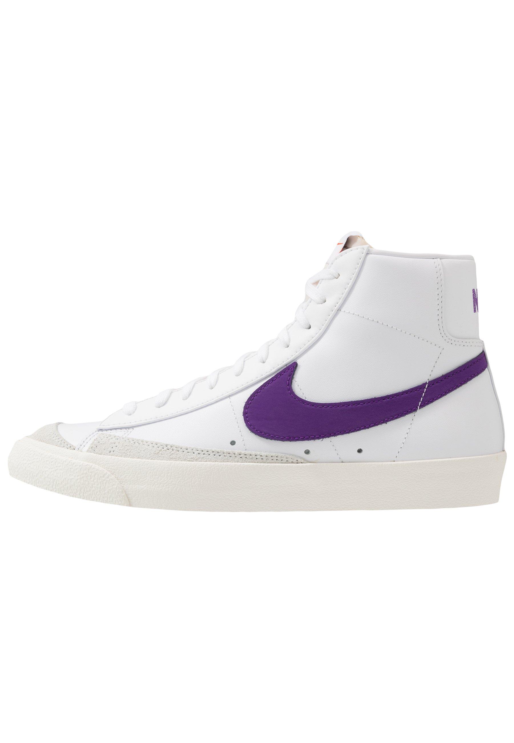 Nike Sportswear BLAZER MID '77 UNISEX - Baskets montantes - white ...