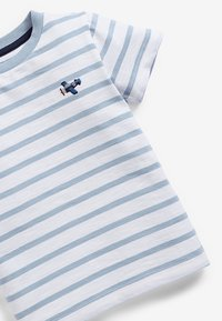 Next - 3 PACK  - T-shirt print - blue - 2