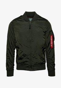 Alpha Industries - Bomber Jacket - grey - 0