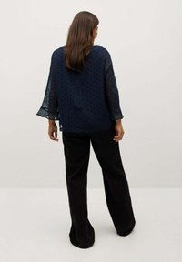 Violeta by Mango - CAPA8 - Blouse - dark navy - 2