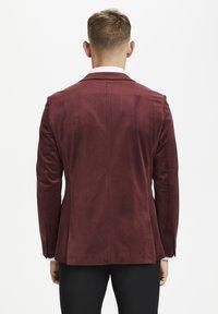 Matinique - Blazer jacket - tawny port - 2