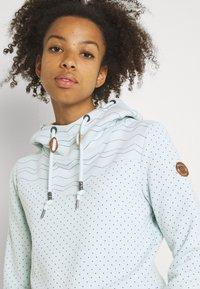 Ragwear - NUGGIE - Sweatshirt - light mint - 3
