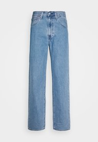 Levi's® - STAY LOOSE  - Jean boyfriend - light-blue denim