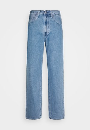 STAY LOOSE  - Jean boyfriend - light-blue denim