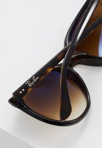Ray-Ban - CATS - Sunglasses - dark brown - 4