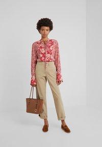Polo Ralph Lauren - MONTAUK - Pantalon classique - surrey tan - 1