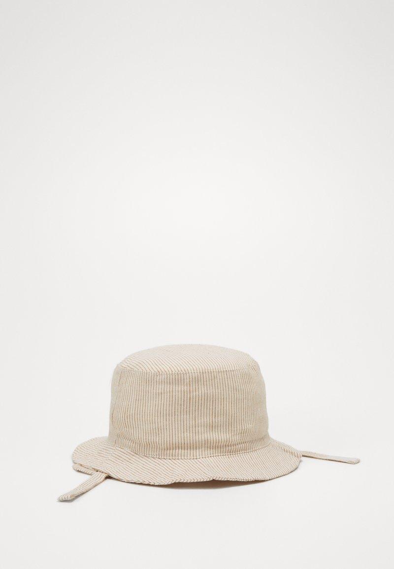 Name it - NBMFASAN HAT - Hat - bone brown