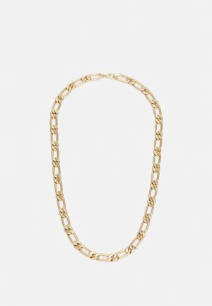 FLAT FIGARO NECKLACE - Necklace - gold-coloured