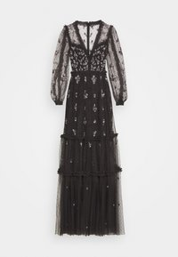 Needle & Thread - PENELOPE SHIMMER GOWN - Occasion wear - graphite - 4