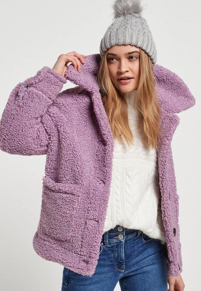 Next - Winter jacket - lilac
