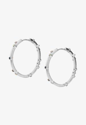 AQUAREL  - Earrings - plata