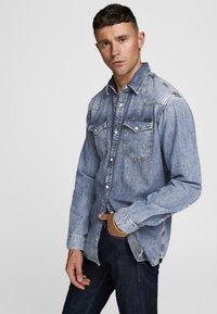 Jack & Jones - Camisa - blue denim - 3