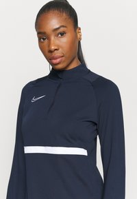 Nike Performance - DRY ACADEMY  - Sweatshirt - obsidian/white - 3