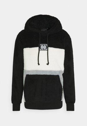 DELLI HOOD - Hoodie - black/multi