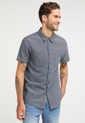 COLLIN KC STRUCTURE - Hemd - blau