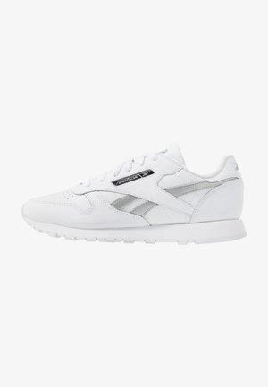 Tenisky - white/silver metallic