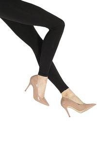 Pieces - LONDON - Leggings - Stockings - black - 0
