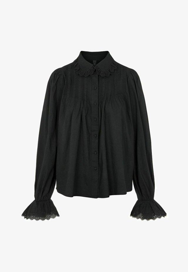 YASMITRANA - Overhemdblouse - black