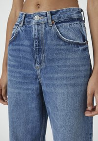 PULL&BEAR - Jeans straight leg - blue - 3