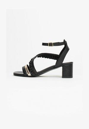 DYANI - High heeled sandals - black