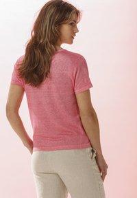 Rosa & Me - Print T-shirt - pink lemon - 2
