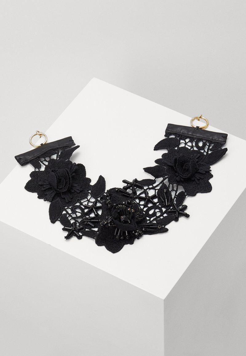 Radà - Necklace - black