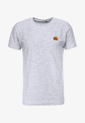 BUR - T-shirt basique - navy