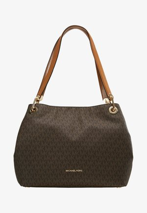 RAVEN SHOULDER BAG - Håndveske - brown