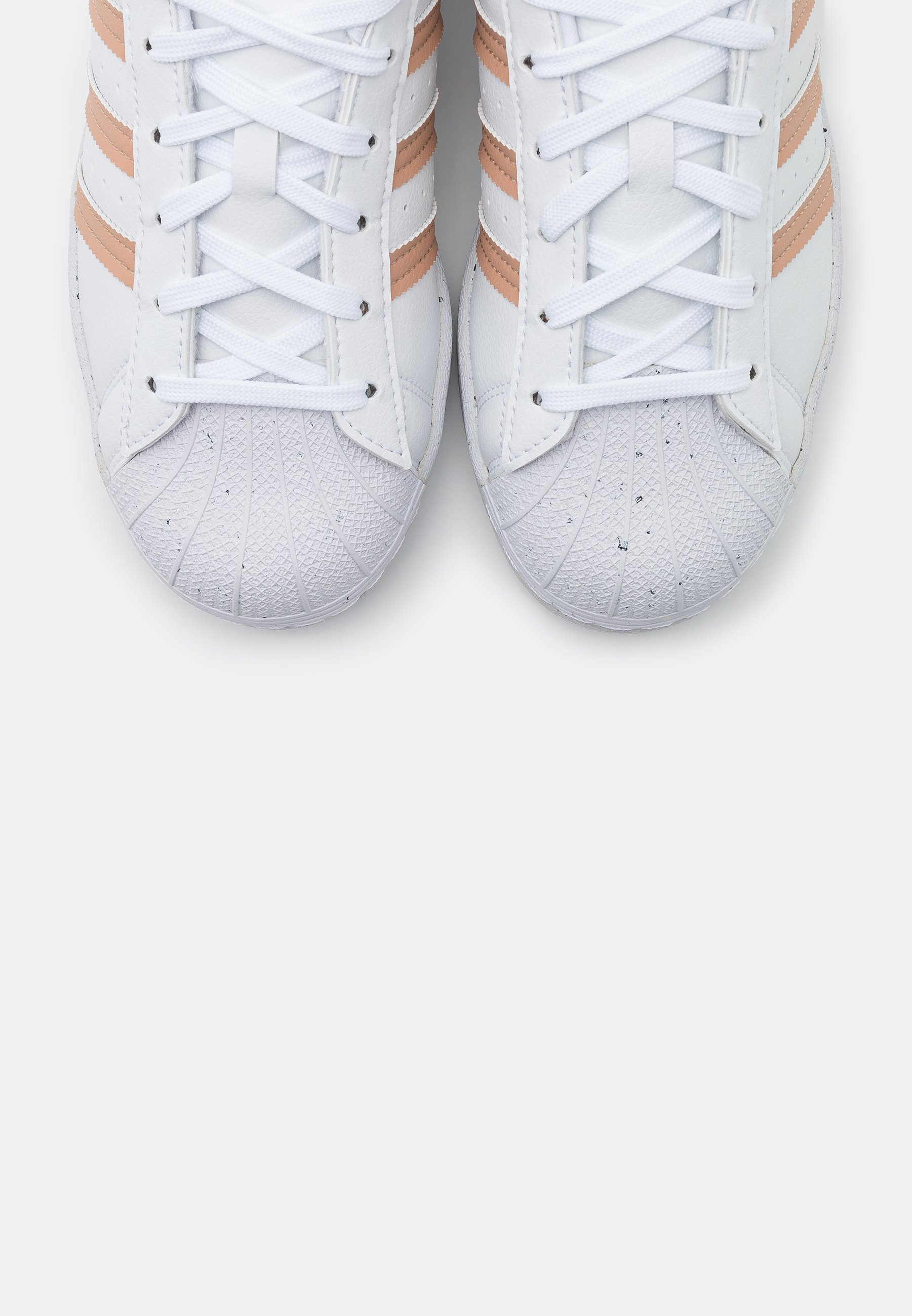SUPERSTAR VEGAN Sneakers footwear whitepale nude