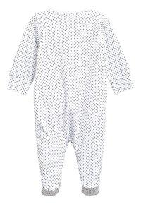 Next - SLEEPSUITS 4 PACK  - Pyjamas - blue - 3