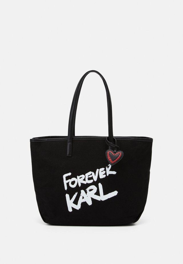 FOREVER - Sac à main - black