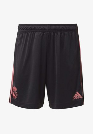 REAL MADRID THIRD AEROREADY SHORTS - Pantalón corto de deporte - black