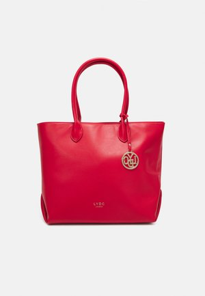 HANDBAG - Shopper - red