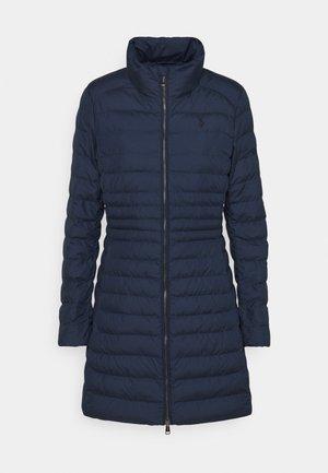 FILL COAT - Zimní kabát - aviator navy
