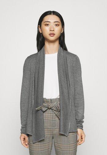 ONLMARYS CARDIGAN PETIT  - Cardigan - medium grey melange