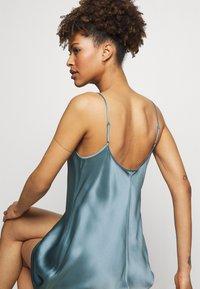 La Perla - SHORT SLIPDRESS - Nightie - light blue - 3