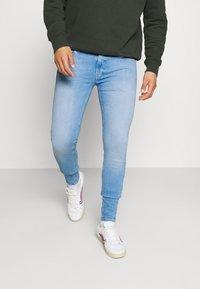 Jack & Jones - JJITOM JJORIGINAL JOS - Jeans Skinny Fit - blue denim - 0