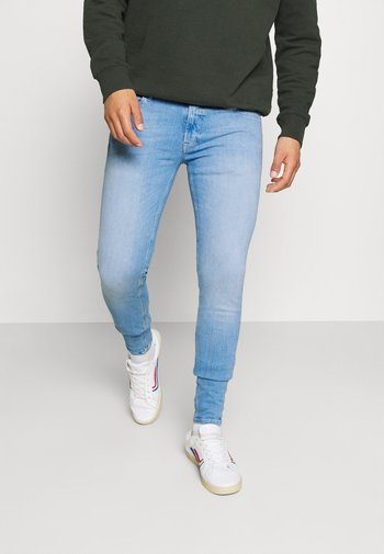 JJITOM JJORIGINAL JOS - Jeans Skinny Fit - blue denim