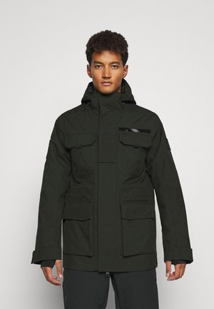 4 POCKET SKI ROOKIE - Ski jacket - surplus goods olive
