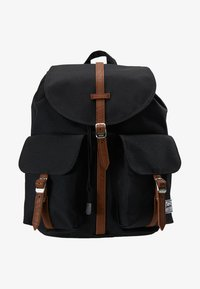 Herschel - DAWSON X SMALL - Reppu - black/tan - 7