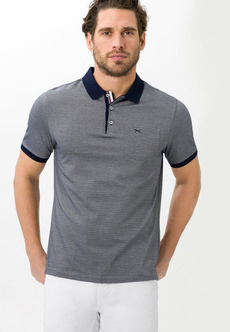 BRAX - STYLE PIT - Polo shirt - ocean