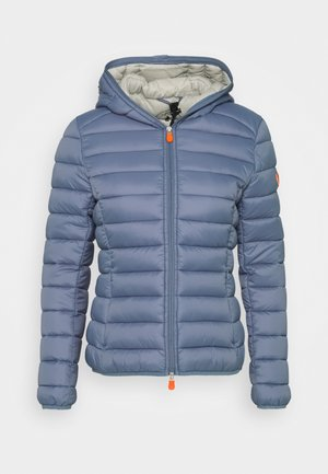 GIGAY - Winter jacket - steel blue