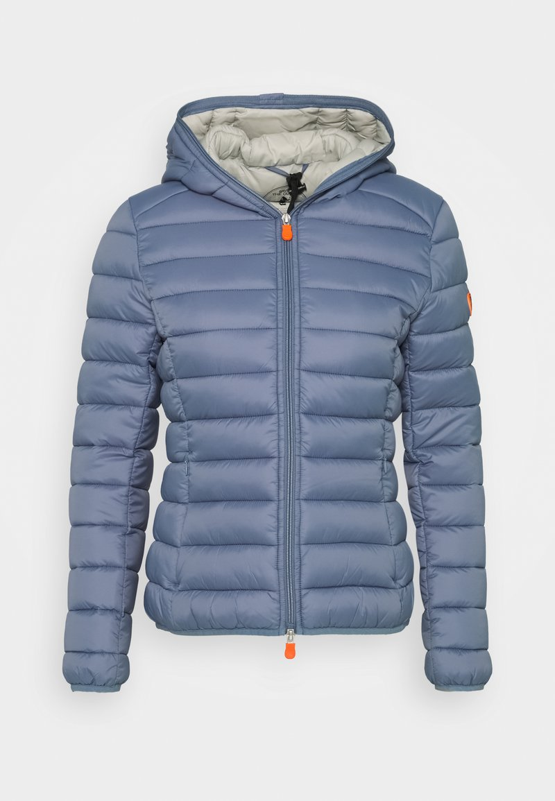 Save the duck - GIGAY - Winter jacket - steel blue