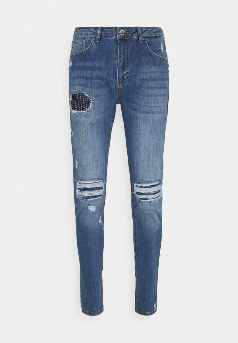 The Couture Club - Slim fit jeans - blue wash