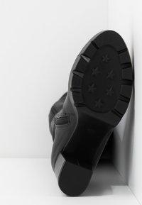 Bullboxer - Laarzen met hoge hak - black - 6