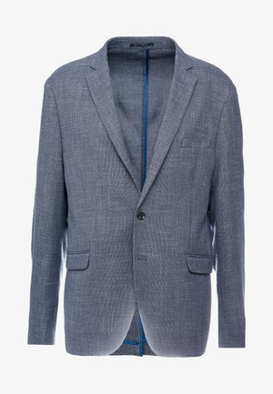 STRUCTURE BLAZER - Blazer jacket - blue